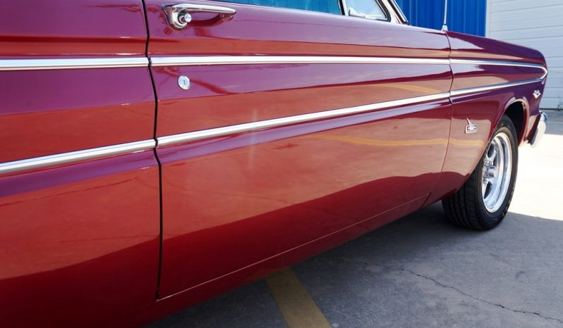 1964 Ford Falcon Futura – Vintage Burgundy full