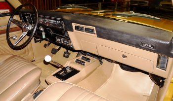1971 Chevrolet Nova – Placer Gold full