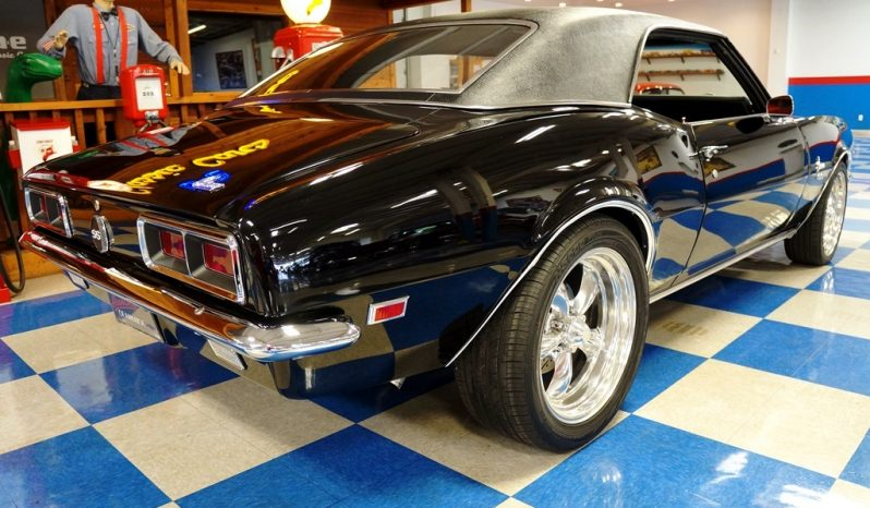 1968 Chevrolet Camaro 454 Big Block – Black full