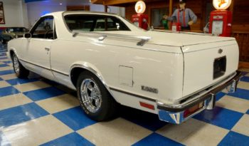 1985 Chevrolet El Camino – White full