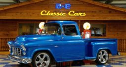 1956 Chevrolet 3100 Pickup – Blue