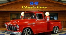 1956 Chevrolet 3100 Pickup Big Window – Red