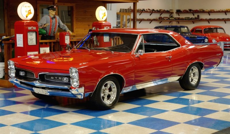 History of the Pontiac GTO: 1964-