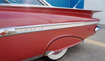 1959 Chevrolet Impala – Satin Beige / Cameo Corral Metallic full