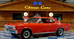 1967 Chevrolet Chevelle SS – Red
