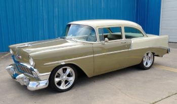 1956 Chevrolet 210 – Olive Green / Beige full