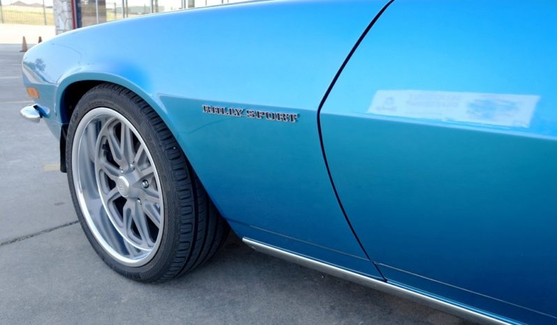 1971 Chevrolet Camaro RS – Blue / White full
