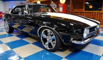 1967 Chevrolet Camaro – Black / White full