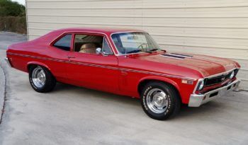1969 Chevrolet Nova – Red full