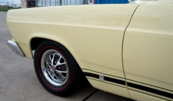 1966 Ford Fairlane GTA – Springtime Yellow full