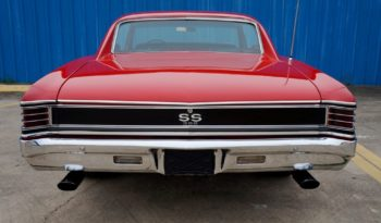1967 Chevrolet Chevelle SS – Red full