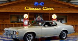 1971 Mercury Cougar XR7 – Pewter / Black