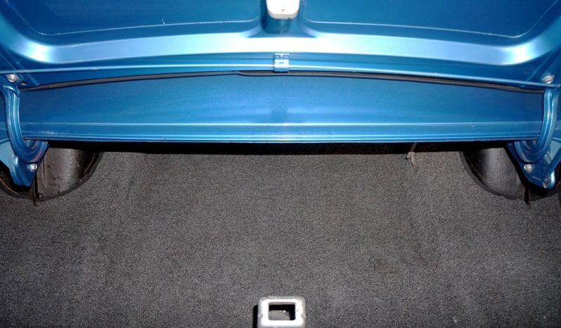 1965 Ford Mustang Fastback 2+2 – Electric Blue / White full