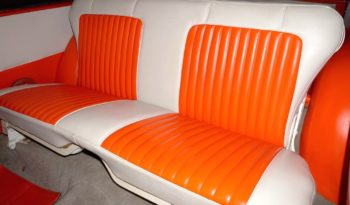 1958 Chevrolet Yeoman Wagon LT1 – Orange / Beige full