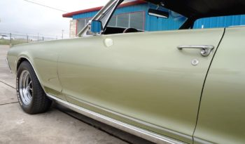 1967 Mercury Cougar – Lime Frost full