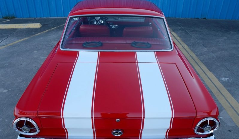 1965 Ford Falcon Futura – Brite Red / White full