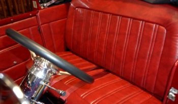 1932 Ford Roadster – Red Candy Metallic full