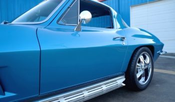 1967 Chevrolet Corvette LS6 Resto Mod – Blue / White full