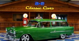 1955 Chevrolet 210 Wagon – Global Green Metallic
