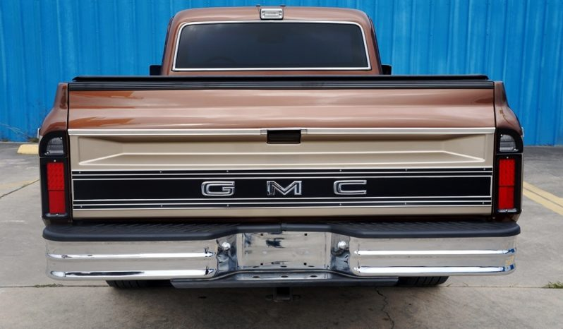 1970 GMC 1500 Fleetside Pickup – Golden Bronze Metallic / Pale Adobe full