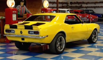 1968 Chevrolet Camaro – Yellow / Black full