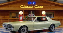1967 Mercury Cougar – Lime Frost