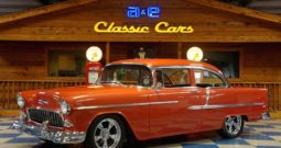1955 Chevrolet 210 – Orange Mica Pearl