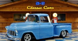 1957 Chevrolet 3100 Pickup – Light Blue / White