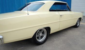 1966 Chevrolet Nova – Lemonwood Yellow full