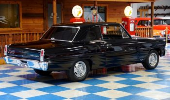 1967 Chevrolet Nova Chevy II – Midnight Black full