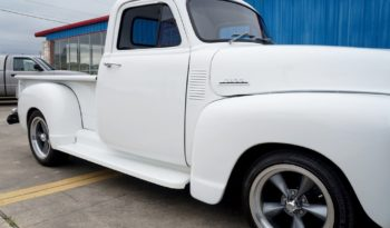 1954 Chevrolet 3100 Pickup Vortec – Olympic White full