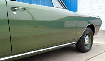 1969 Dodge Dart GTS – Medium Green / White full