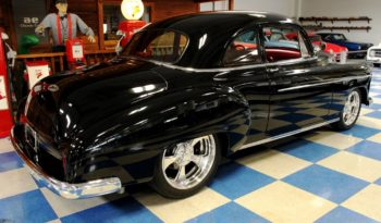 1950 Chevrolet Styleline Deluxe – Super Black full