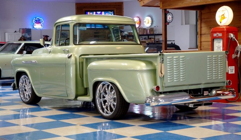 1956 Chevrolet 3100 Pickup Big Window – Light Green full