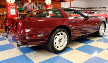 1993 Chevrolet Corvette 40th Anniversary LOW MILES – Ruby Red full