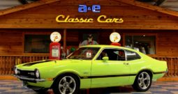 1971 Ford Maverick Grabber – Lime Green / Black