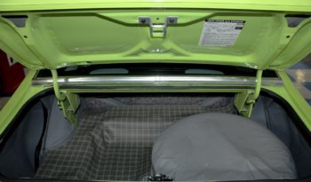 1971 Ford Maverick Grabber – Lime Green / Black full