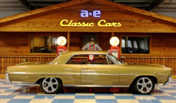 1964 Pontiac Catalina – Gold full