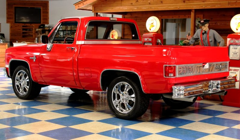 1982 Chevrolet Pickup – Victory Red full