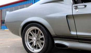 1968 Ford Mustang Fastback Eleanor Recreation – Pepper Gray / Black full