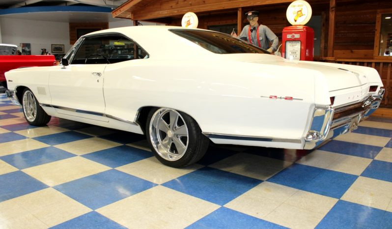 1965 Pontiac Catalina 2+2 – White full