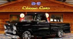 1959 Chevrolet 3100 Fleetside Pickup – Black