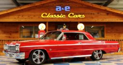 1964 Chevrolet Impala SS – Red