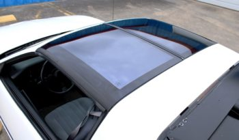 1986 Pontiac Trans AM T-Tops – White full