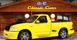2002 Ford F150 Boss 5.4L Special Edition  – Bright Yellow / Black