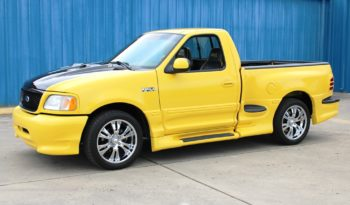 2002 Ford F150 Boss 5.4L Special Edition  – Bright Yellow / Black full