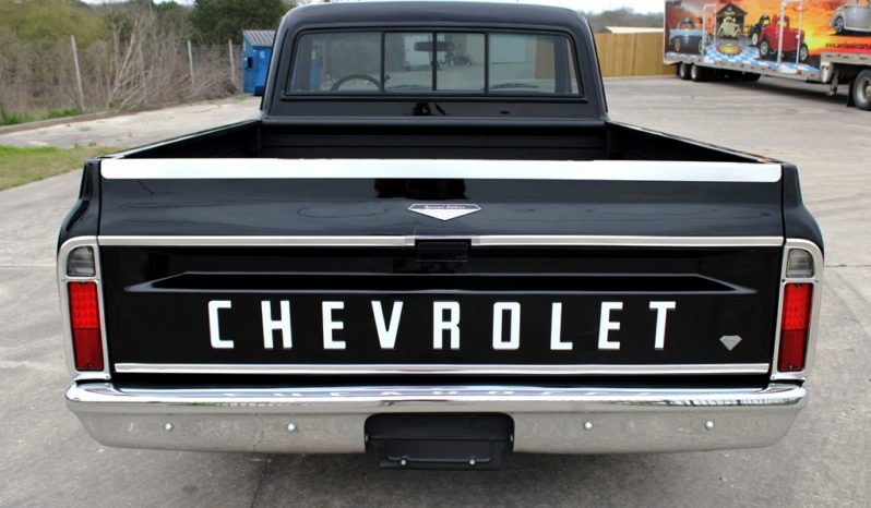 1971 Chevrolet C10 Pickup – Black full
