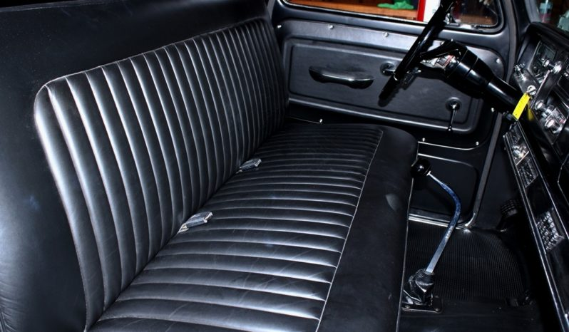 1965 Chevrolet C10 Stepside Pickup – Black full