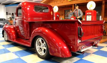 1946 Chevrolet Pickup – Maroon Metallic full
