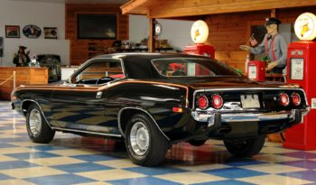1973 Plymouth Cuda – Black Diamond full